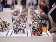 Πρώτο το 12ο ΓΕΛ Πάτρας στον Πανελλήνιο Διαγωνισμό Ρομποτικής WRO Hellas (pics+vids)