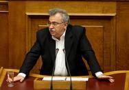 Ο Κ. Σπαρτινός σχετικά με τις εταιρείες ενημέρωσης οφειλετών
