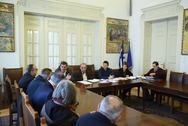 Πάτρα: Συνάντηση στο δημαρχείο για την υπογειοποίηση του τρένου