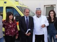 Η Περιφέρεια Δυτικής Ελλάδας ενισχύει με ξενοδοχειακό εξοπλισμό το Νοσοκομείο Αμαλιάδας