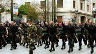 Το Λιμενικό απαγορεύει στους ΟΥΚάδες να απαγγείλουν συνθήματα στην παρέλαση