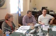 Πάτρα - Ο Κώστας Πελετίδης ενημέρωσε το Δημοτικό Συμβούλιο για τους Μεσογειακούς Αγώνες