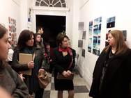 Πάτρα - Εικαστική έκθεση με εικόνες και λέξεις εγκαινιάστηκε στο Πολύεδρο (φωτο)
