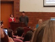 Ο Γιώργος Αγγελόπουλος έκανε διάλεξη στο Πάντειο Πανεπιστήμιο (video)