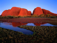 Uluru: Το παράξενο μέρος της Αυστραλίας
