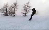 Συγκλονιστικές χιονοστιβάδες και χιονοθύελλες που καταγράφηκαν (video)
