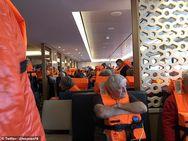 Εκκένωση θρίλερ 1.300 επιβατών από κρουαζιερόπλοιο στη Νορβηγία (φωτο+video)