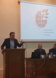 Γιώργιος Κουτρουμάνης: 'Το πρόβλημα της άρδευσης των καλλιεργήσιμων εκτάσεων στην Αχαΐα είναι τεράστιο'