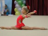 Εντυπωσίασαν τα κορίτσια της ρυθμικής γυμναστικής στο κλειστό Ροϊτίκων της Πάτρας (video)