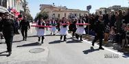 Με το 'Μακεδονία Ξακουστή' η παρέλαση της 25ης Μαρτίου στο Άργος (φωτο+video)
