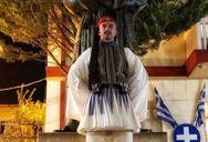 Ο Πατρινός Εύζωνας Σπύρος Θωμάς που χάθηκε τόσο άδικα, 'παρών' στην παρέλαση (video)