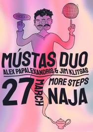 Mústas Duo - Dj Set at More Steps Naja