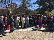 'Μακεδονία Ξακουστή' στην μονή της Αγίας Λαύρας στα Καλάβρυτα - Δείτε βίντεο