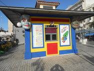 Πάτρα: Το καρναβαλικό περίπτερο άνοιξε για λίγο για να κλείσει ξανά (pics)