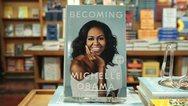 Ξεπέρασε τις 10 εκατ. πωλήσεις το βιβλίο της Μισέλ Ομπάμα