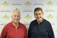 Πάτρα: Ο Μιχάλης Κόκκινος κατεβαίνει υποψήφιος με τον Γρηγόρη Αλεξόπουλο