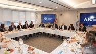Συναντήσεις Υπουργού Εθνικής Άμυνας Ευάγγελου Αποστολάκη με Ομογενειακές Οργανώσεις στις ΗΠΑ