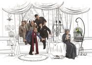 'Η Συμμορία των Πέντε' στο θέατρο Κιβωτός