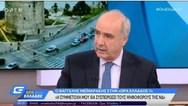 Βαγγέλης Μεϊμαράκης για ευρωεκλογές: 'Μπήκα στο ψηφοδέλτιο για τη φανέλα' (video)