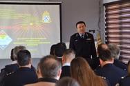 Πάτρα - Πραγματοποιήθηκε ενημερωτική εκδήλωση στην Αστυνομική Διεύθυνση Δυτ. Ελλάδας