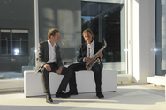 Μουσικές περιπλανήσεις στη Jazz με σαξόφωνο και πιάνο