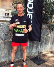 Ο Αχαιός Αλέξης Κοκοβίκας στο Taygetos Marathon (pics)
