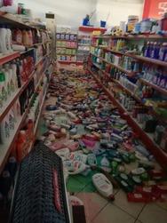 Γαλαξίδι - Ιτέα - Ερατεινή: Τους κούνησε για τα καλά ο σεισμός (pics+video)