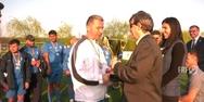 Στην Division 1 του Ευρωπαϊκού Πρωταθλήματος η εθνική ομάδα ποδοσφαίρου τυφλών 5x5