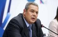 Π. Καμμένος: «Αν οι Τούρκοι αμφισβητήσουν ένα χιλιοστό της κυριαρχίας μας θα κατατροπωθούν στο Αιγαίο»