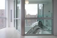 Νέα Υόρκη - Ένα διαμέρισμα με... τσουλήθρα