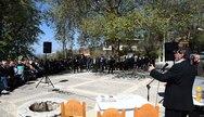 Πάτρα - Ο Κώστας Πελετίδης μίλησε σε κατοίκους της Βούντενης και του Μπάλα (φωτο)