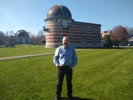 Θανάσης Κατσιγιάννης - Ο Πατρινός αστροφυσικός του Βασιλικού Αστεροσκοπείου των Βρυξελλών (pics)