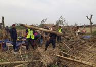Νεπάλ: 25 νεκροί και εκατοντάδες τραυματίες από καταιγίδα