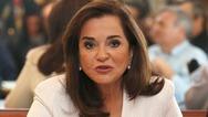 Ντόρα Μπακογιάννη: 'Η επόμενη κυβέρνηση με πρωθυπουργό τον Κυριάκο Μητσοτάκη θα φέρει «αναπτυξιακό σοκ»'