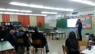 Πάτρα: Το ΚΕΘΕΑ Οξυγόνο ενημερώνει τους μαθητές για τις εξαρτήσεις