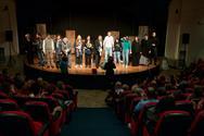 Αχαΐα: Με μεγάλη επιτυχία η παράσταση «Τα γενέθλια της Ιφιγένειας» (pics)