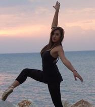 Ανναθαλία Καράμπελα - Η Πατρινή που όταν χορεύει βρίσκεται 'εντός' της στιγμής (pics)