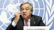 Ο Γκουτέρες απευθύνει έκκληση για διάλογο για να σταματήσουν οι εχθροπραξίες στη Λιβύη
