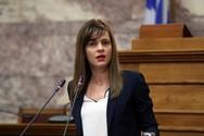 Έφη Αχτσιόγλου: 'Στόχος μας η καταπολέμηση της παραβατικότητας'