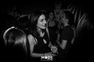Trash Party at Mods Club 03-04-19