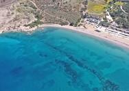 Μια φυσική 'πισίνα' κοντά στο πιο ακριβό ξενοδοχείο στην Ευρώπης, στο Πόρτο Χέλι (video)