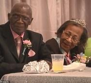 Ζευγάρι μοιράζεται το μυστικό της ευτυχισμένης σχέσης έπειτα από 82 χρόνια γάμου! (video)
