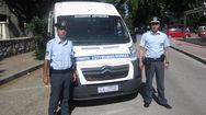 Τα δρομολόγια της Κινητής Αστυνομικής Μονάδας στην Αιτωλία