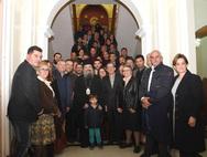 Ο Ν. Νικολόπουλος και στελέση της παράταξής του επισκέφθηκαν τον Μητροπολίτη Πατρών (video)