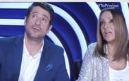 Αλέξης Γεωργούλης - To παθιασμένο φιλί με την Ναταλία Γερμανού (video)