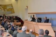 Ομιλία ΥΕΘΑ Ευάγγελου Αποστολάκη στη Σχολή Εθνικής Άμυνας (φωτο)