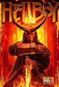 Προβολή Ταινίας 'Hellboy' στην Odeon Entertainment