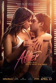 Προβολή Ταινίας 'After' στην Odeon Entertainment