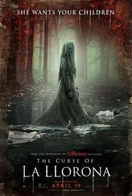 Προβολή Ταινίας 'The Curse Of La Llorona' στην Odeon Entertainment