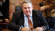 Καμμένος για Κουντουρά & Δανέλλη: 'Πολιτικοί συνοδοί πολυτελείας'